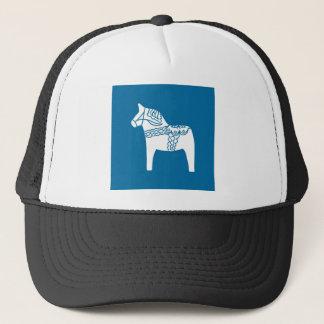 Casquette Bleu de cheval de Dala