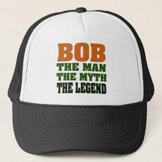 Casquette Bob - l'homme, le mythe, la légende