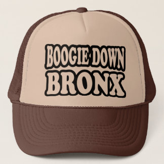 Casquette Boogie vers le bas Bronx, NYC