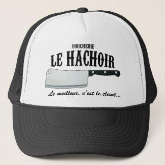 Casquette Boucherie le Hachoir