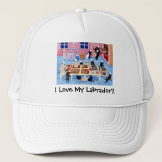 Casquette Boulangerie de Labradors