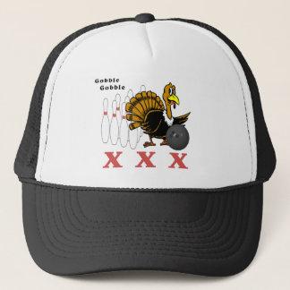 Casquette Bowling Turquie XXX