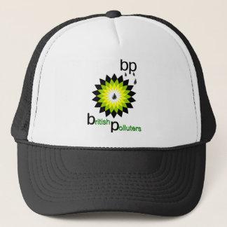 Casquette BP : Pollueurs britanniques