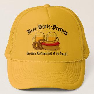 Casquette Bretzels de gosses de bière allemands