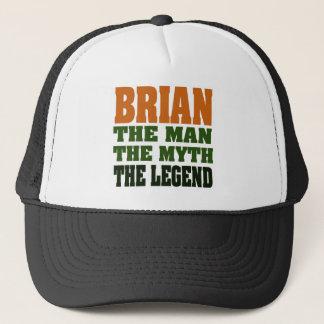 Casquette Brian - l'homme, le mythe, la légende