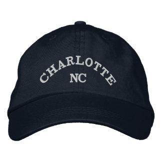 Casquette brodé chic de Charlotte OR