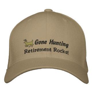 Casquette brodé de chasse allé casquette brodée