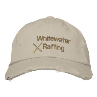 Casquette brodé de transporter de Whitewater