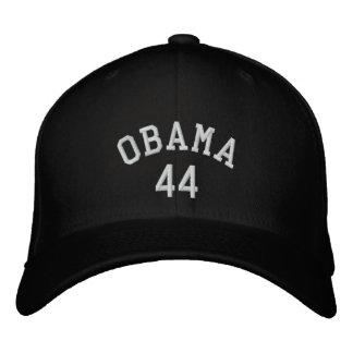 Casquette brodé d'Obama 44
