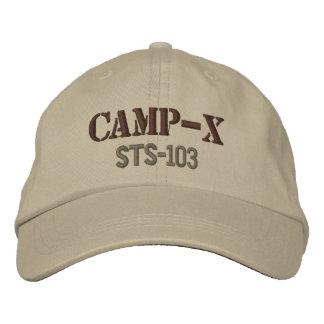 Casquette brodé par Camp-x (kaki)