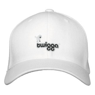 Casquette brodé par casquette de FlexFit d'icône