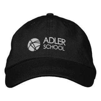 Casquette brodé par école 2 d'Adler Casquette Brodée