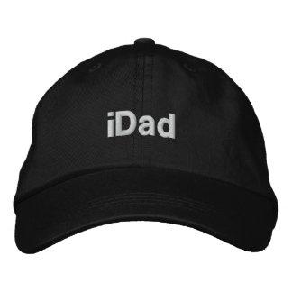 casquette brodé par iDad