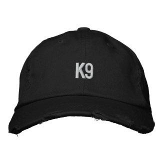 casquette brodé par k9