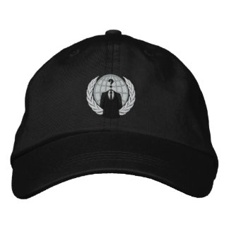 Casquette brodé par logo anonyme frais