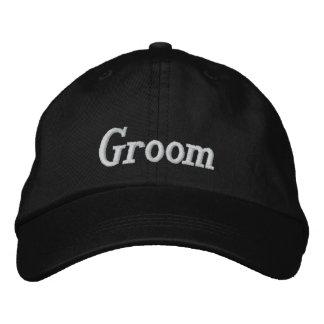 Casquette brodé par marié casquette brodée