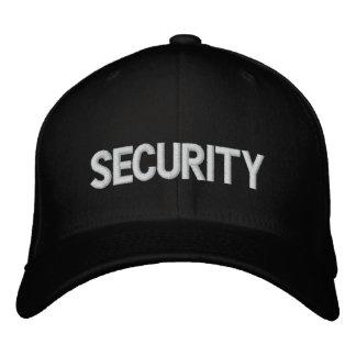 Casquette brodé par sécurité casquette brodée