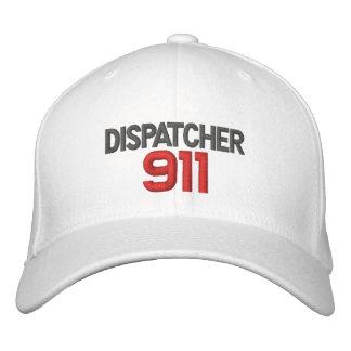 Casquette Brodée 911, expéditeur