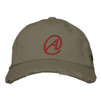 """Casquette Brodée """"A"""" est pour l'athée"""