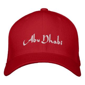 Casquette Brodée Abu Dhabi