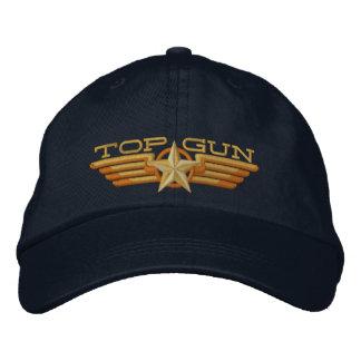 Casquette Brodée Ailes de pilote d'insigne de Top Gun