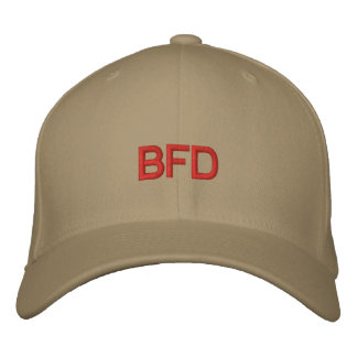 CASQUETTE BRODÉE BFD