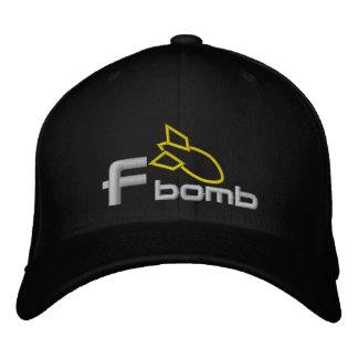 Casquette Brodée Bombe de F