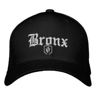 Casquette Brodée Bronx