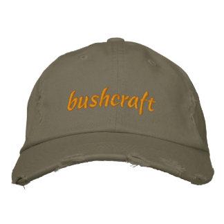 Casquette Brodée Bushcraft CAP