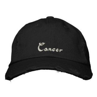 Casquette Brodée Casquette/casquette brodés par zodiaque de Cancer