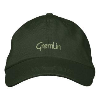 Casquette Brodée Casquette/casquette de Gremlin
