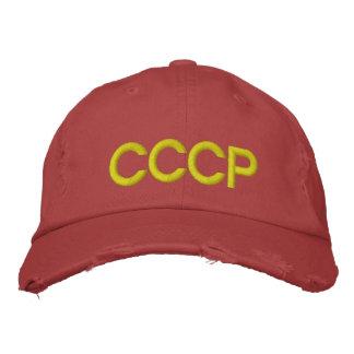 CASQUETTE BRODÉE CCCP