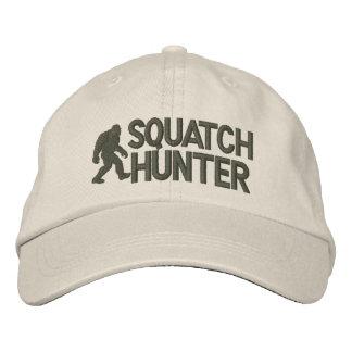 Casquette Brodée Chasseur allé de Squatchin - de Squatch
