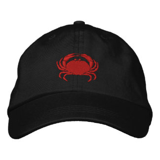 Casquette Brodée Crabe de Craby