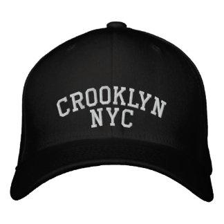 Casquette Brodée Crooklyn NYC