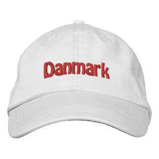 Casquette Brodée Danmark