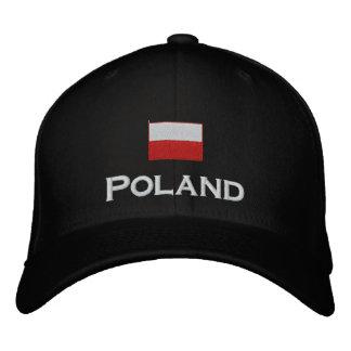 Casquette Brodée Drapeau de la Pologne