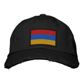 Casquette Brodée Drapeau de l'Arménie