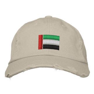 Casquette Brodée Drapeau des Emirats Arabes Unis