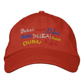 Casquette Brodée Dubaï - les Emirats Arabes Unis