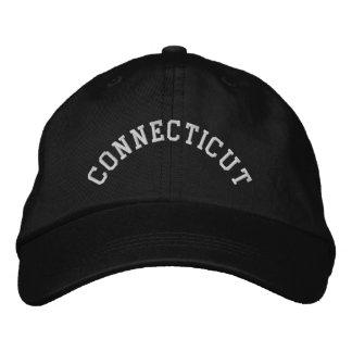 Casquette Brodée État du Connecticut brodé