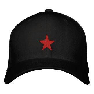 Casquette Brodée Étoile rouge