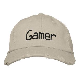 Casquette Brodée Gamer - customisé