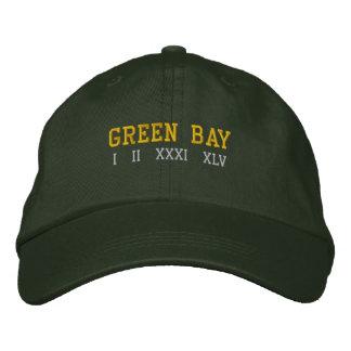 Casquette Brodée Green Bay