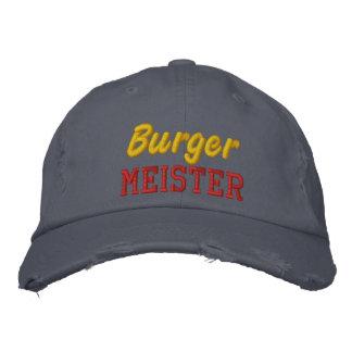 Casquette Brodée Hamburger Meister