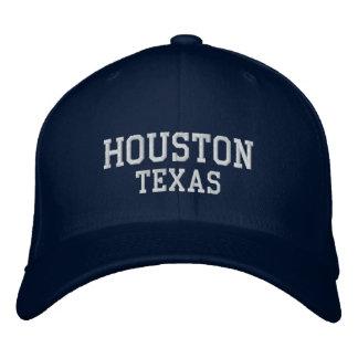 Casquette Brodée Houston le Texas