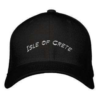 Casquette Brodée Île de Crète