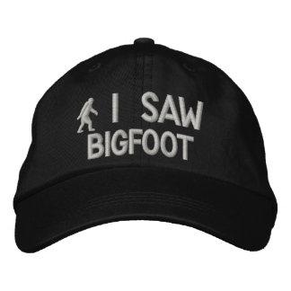 Casquette Brodée J'ai vu la version de luxe de Bigfoot