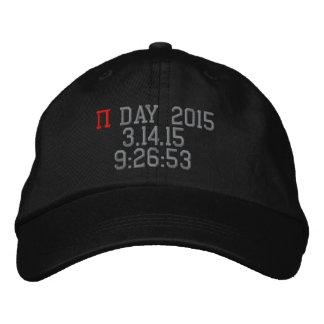 Casquette Brodée Jour 2015 de pi