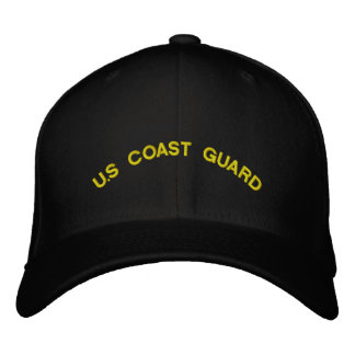 Casquette Brodée La garde côtière des États-Unis